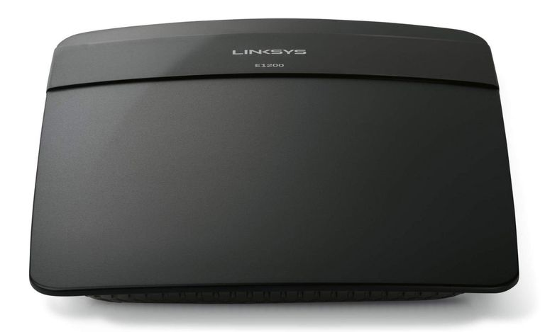 Linksys E1200 N300 Wireless-n Router