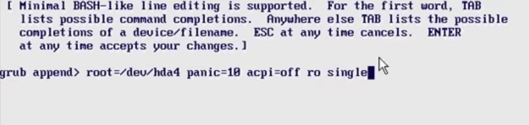 IPCop Root Password reset Procedure